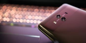 화웨이 글로벌 스마트폰 점유율 2위 삼성과 6% 차