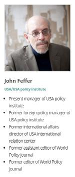 World Peace Convention 2018,  International Symposium Response 1- John Feffer (한/영)