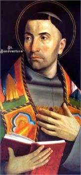 [중세인물] 보나벤투라(Sanctus Bonaventura; 1218? - 1274,7,15)