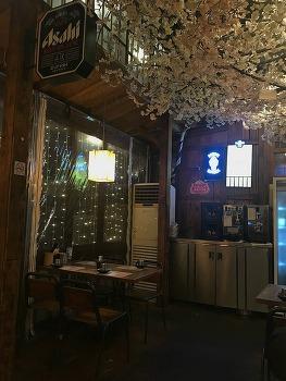 합정 맛있는교토 이자카야에서 소맥 한잔!
