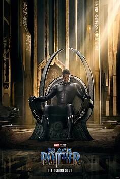 블랙팬서 (Black Panther, 2018)