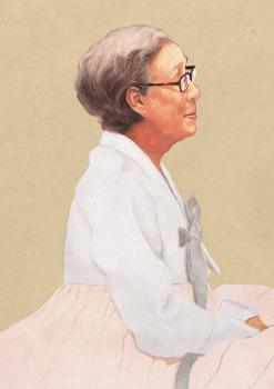김복동할머니의 초상