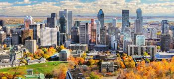 캐나다 몬트리올 Montreal 1일 여행 경비 계산, 날씨[캐나다 배낭여행 비용]