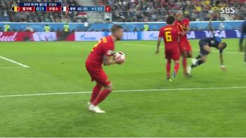 월드컵서 존재감 드러냈지만 인성을 들킨 19살 선수