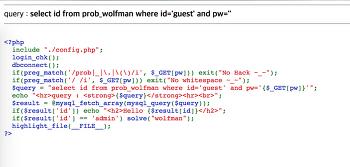 [LOB1] wolfman
