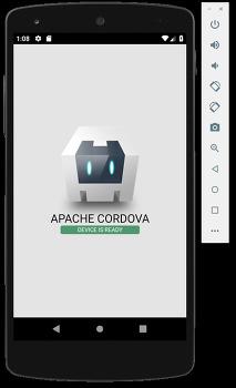 CORDOVA 이용한 하이브리드 앱 개발
