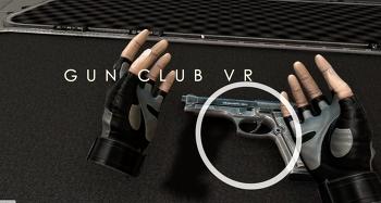 [Oculus Rift]Gun Club VR gameplay (건클럽 VR 플레이 영상)
