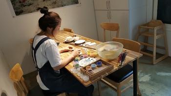 마을미술관 닷라인TV(서울시 마을예술창작소 )_2018 작가 레지던시 프로젝트: 조순덕 작가