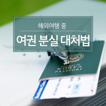 해외여행 중 여권 분실 대처법