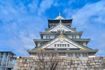 오사카여행 - 오사카성