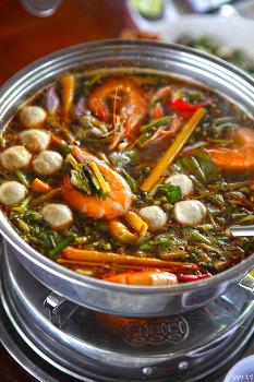 여행 책자에도 없는 베트남(붕따우) 현지 음식 즐기기