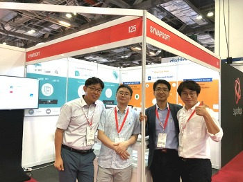 이번엔 싱가포르닷! 사이냅소프트 Cloud Expo Asia 2018 싱가포르 참가기