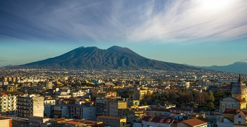 이탈리아, 나폴리 Naples 1일 여행 비용 계산, 날씨[유럽 배낭여행 경비]