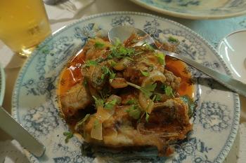 포르투갈 파로 식당 - A Venda