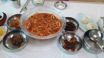 양양군 남애창횟집 (물회, 어죽, 회덮밥)