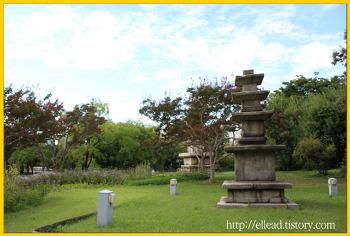 국립중앙 박물관 : 고려시대의 석탑