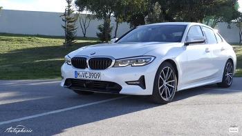 2019 BMW 320d (g20)