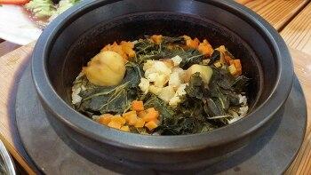 [원주맛집] 부론면 나물밥, 뽕잎밥 전문 농가 맛집 농부가