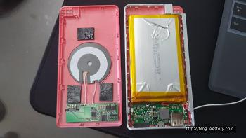 PPIO Q10W 보조배터리 사용기