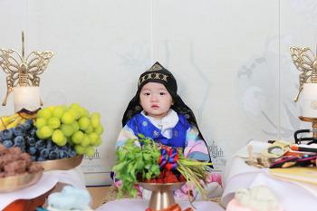 [준혁] 첫 생일 축하해