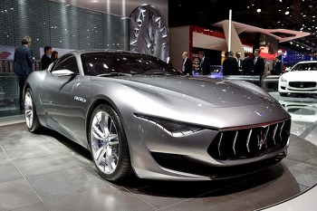 마세라티 전기차  알피에리 2020년 출시한다