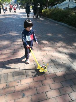 2018년 10월 어린이 대공원