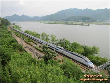 기차사진 촬영의 기본이 되는 원동면 원리(2013.06.09.)
