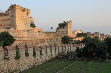 테오도시우스의 성벽