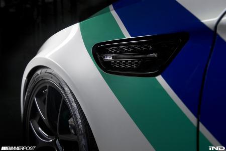 BMW M5 튜닝 by iND