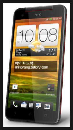 세계 최초 풀HD 스마트폰 HTC 버터플라이 vs 갤럭시S3 스펙 간단 비교!