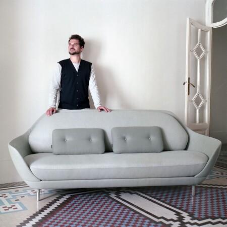 하이메 아욘 FAVN Sofa by Jaime Hayon for Fritz Hansen