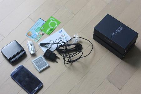 갤럭시 S3 LTE버전 구매 및 개봉후기