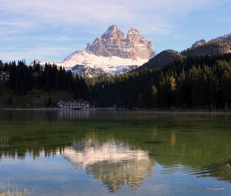 (#2) 2009년 유네스코 자연유산, 돌로미티(Dolomiti)를 가보셨나요?