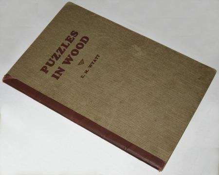 에드윈 와이어트의 Puzzles in Wood