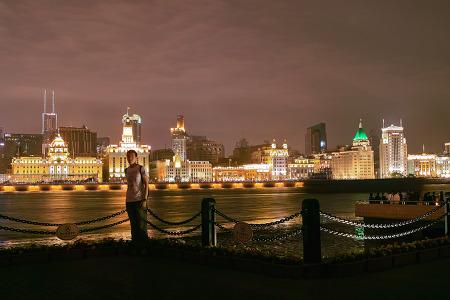 Epilogue... Shanghai