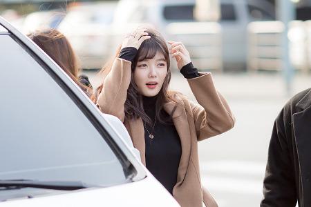 161112 배우 김유정님 팬싸인회(딜라이브와 함께하는)