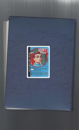 Thunderbirds 카드 한글화 제작 과정