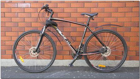 Avanti Explorer 2, 내 생애 첫 디스크 브렉꾸 달린 자전거!!!