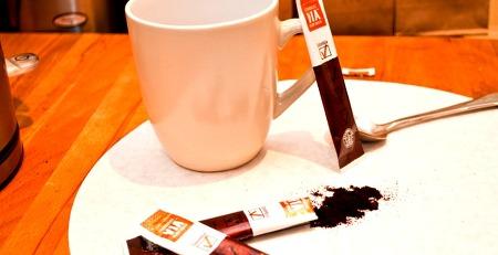 인스턴트 커피 맛있게 마시는 Tip!