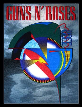 guns n' roses - coma