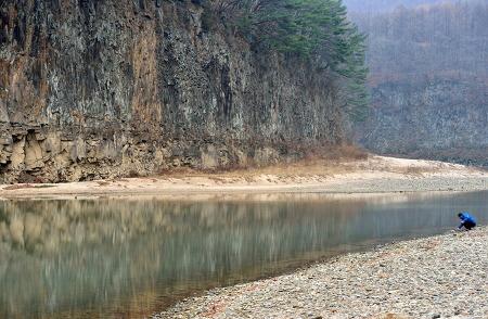 한국의 그랜드캐니언…화산이 낳은 한탄강 주상절리