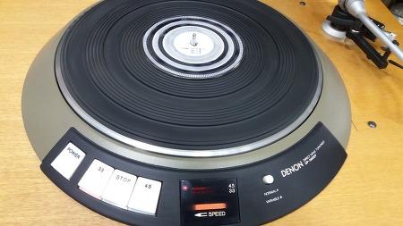 denon dp-5000 데논 턴테이블(수입오디오수리/진공관앰프제작 부천 한국음향)