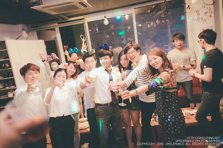 140426 홍대 my 파티룸 / All Night Social Party