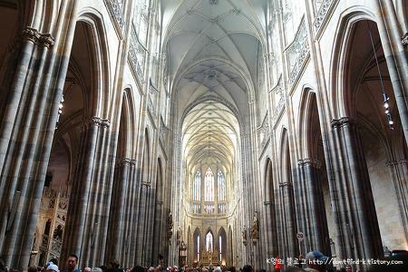<프라하여행/프라하성>성비투스대성당 Katedrala Sv. Vita
