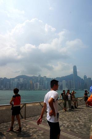 홍콩 근교의 아름다운 섬, 청차우 섬(Cheung Chau)에서 자연을 보다