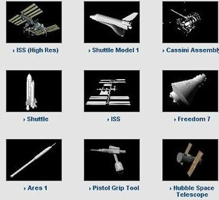 60 가지 해외 free 3D모델링소스 공유사이트
