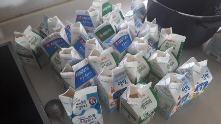 우유와 식초만으로 간단한 리코타치즈 만들기