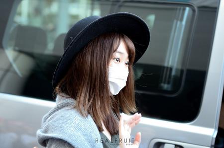 [15.10.11] NGT48 카시와기 유키 & 키타하라 리에 입국 직찍 by 쌩과일