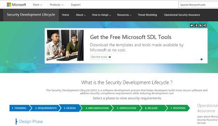 소프트웨어 개발보안 방법론