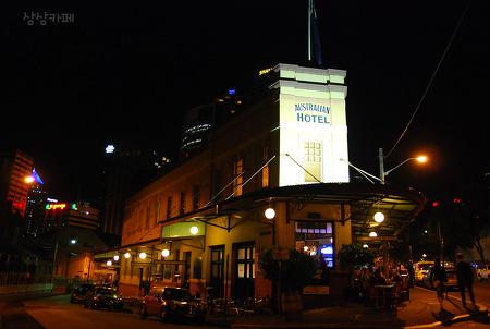[시드니 맛집] 들어는 봤나? 악어 피자 & 캥거루 피자! at The Australian Heritage Hotel